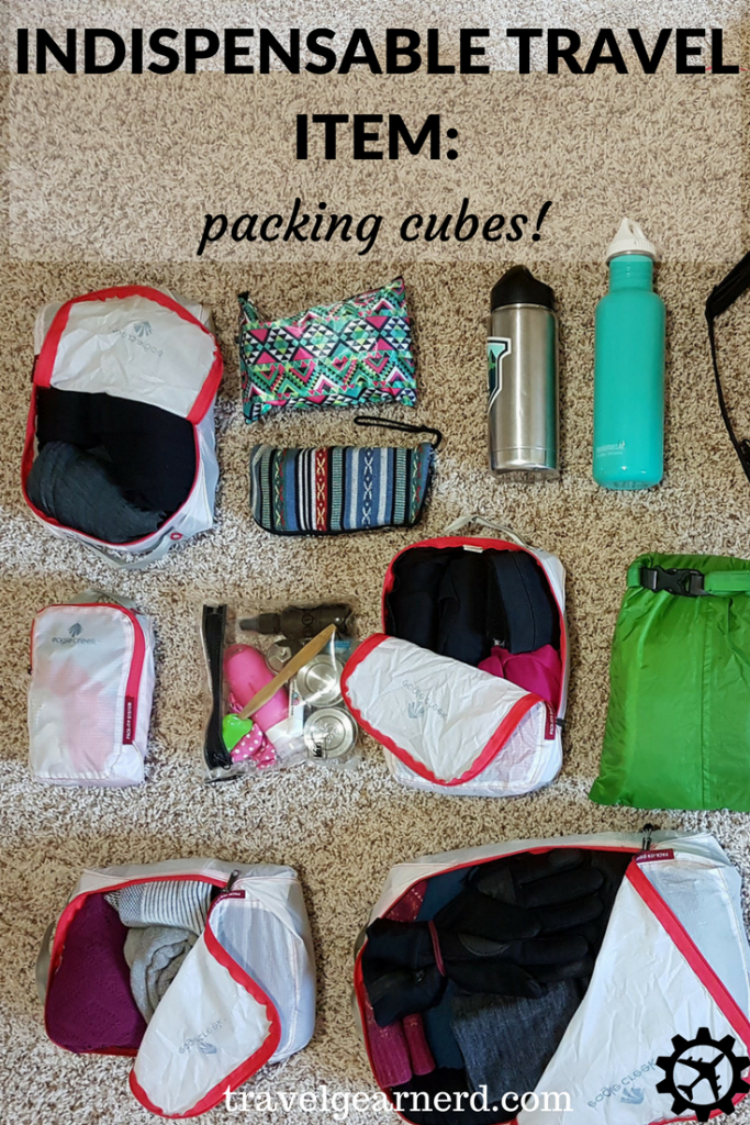 The holy grail of travel organization!