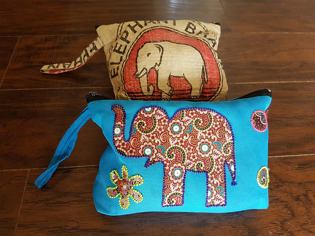 Souvenirs don't have to be just things - they can be useful items that make you smile every day!